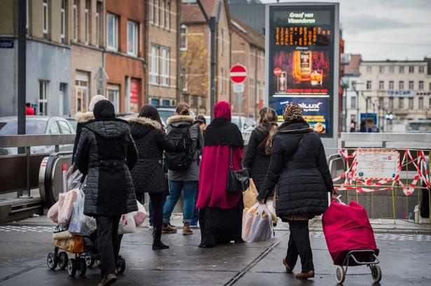 Molenbeek - z jednej strony około 40-proc. populacja muzułmańska. Z drugiej ulubione miejsce hipsterów