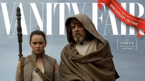 """""""Gwiezdne wojny: Ostatni Jedi"""": nowe zdjęcia bohaterów na czterech okładkach """"Vanity Fair"""""""