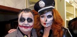 Tak Marta Grycan świętowała Halloween
