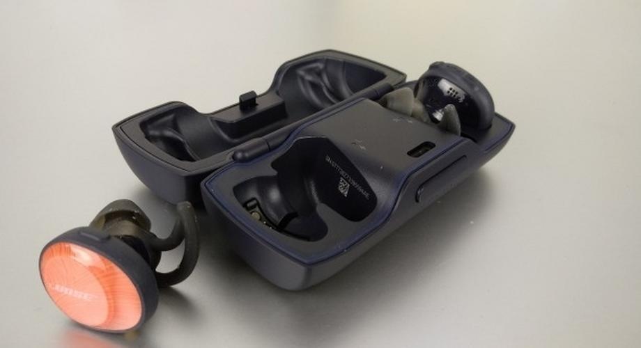 SoundSport Free: True Wireless von Bose im Test
