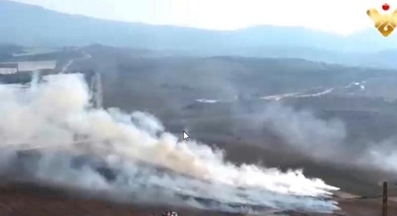 The flare-up on the Lebanese-Israeli border raised fears of a broader conflict