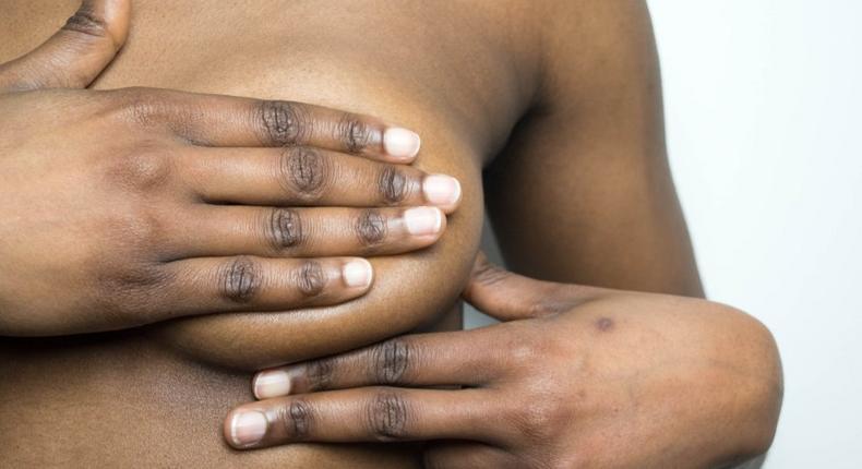 Examining breast cancer(courtesy)