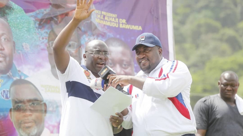 'NPP Gov't not finished yet, there's more to be done' – Bawumia