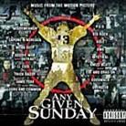 """Soundtrack - """"Any Given Sunday"""""""