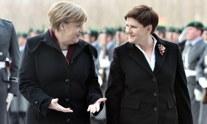 Po spotkaniu Szydło-Merkel. Oczym rozmawiały?