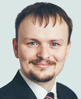 Janusz Zagrobelny, radca prawny kierujący warszawskim oddziałem kancelarii A. Sobczyk i Współpracownicy
