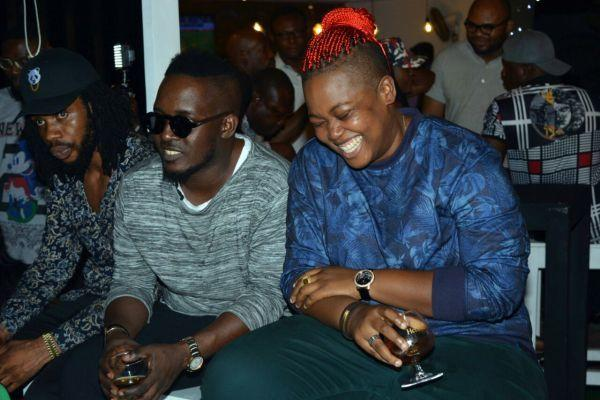 MI Abaga and DJ Lambo at an event (Net)