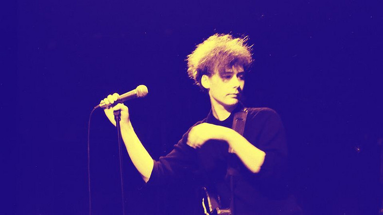 Jim Reid z The Jesus and Mary Chain