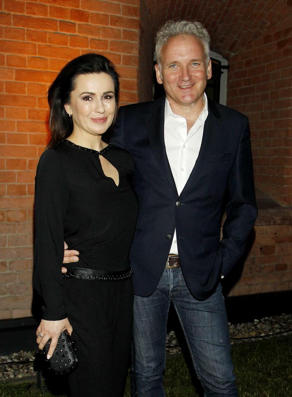 Beata Tadla i Jarosław Kret