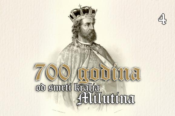 700 GODINA OD SMRTI KRALJA MILUTINA (4) Svedočanstva o čudotvornim moštima kralja i ISCELITELJSKIM ČUDIMA