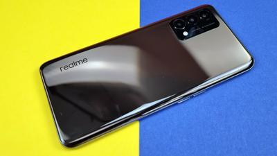 Realme GT Master Edition im Test: Viel Smartphone für wenig Geld