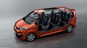 Peugeot Traveller wkracza do segmentu luksusowych busów!