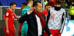 Wulgarny transparent na meczu Bayernu. W Niemczech to skandal, u nas normalność