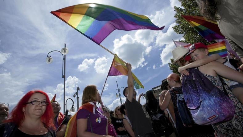Pierwszy Marsz Równości w Częstochowie