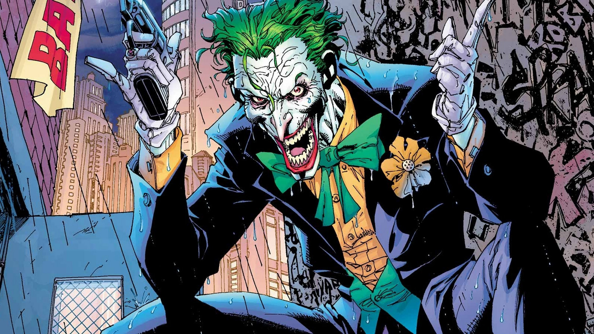 So Sieht Joaquin Phoenix Als Batman Bösewicht Joker Aus Noizz