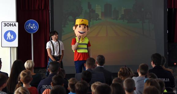 Predstava o bezbednosti saobraćaja