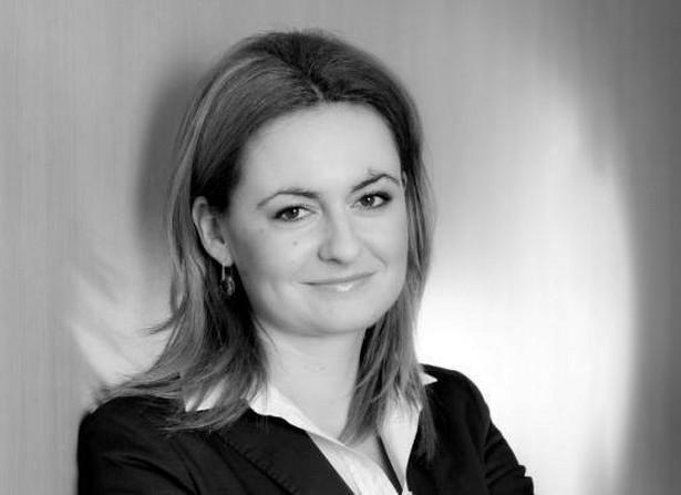 Dominika Stępińska-Duch, przewodnicząca polskiej delegacji w Radzie Adwokatur i Stowarzyszeń Prawniczych Europy.