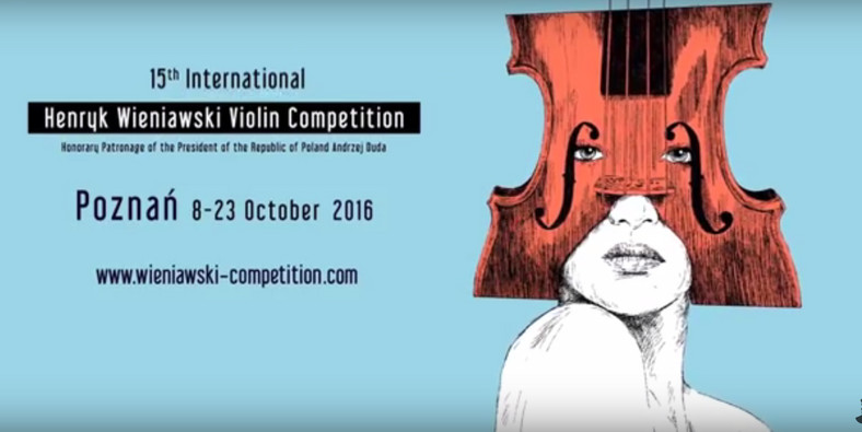 Konkurs Wieniawskiego 2016 - fot. YouTube