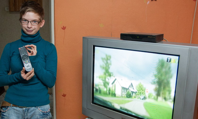 Telewizja analogowa