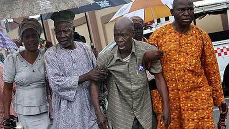 Pensioners beg FG over speedy payment of N20b arrears. [vanguardngr]