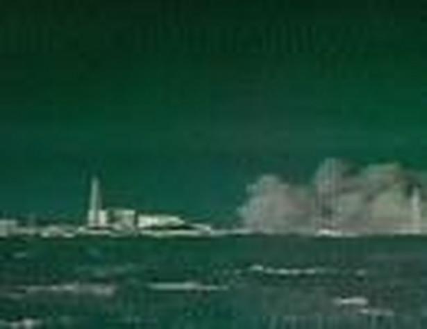 Wybuch w elektrowni atomowej Fukushima I fot. MICHAL FLUDRA / NEWSPIX.PL