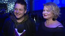Syn Dominiki Ostałowskiej zamierza pójść w jej ślady