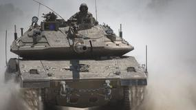 Merkawa Mk. 4 Barak to nowy czołg Izraela wspomagany sztuczną inteligencją