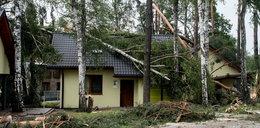 Nawałnice pustoszą Polskę. Ostrzeżenie dla ośmiu województw