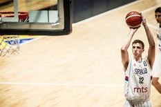 Mlada muška košarkaška reprezentacija Srbije