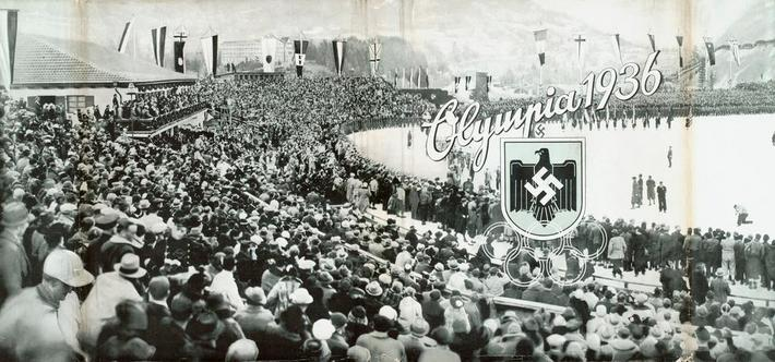 Winterolympiade 1936, Garmisch / Album - 1936 Winter Olympics / Garmisch -