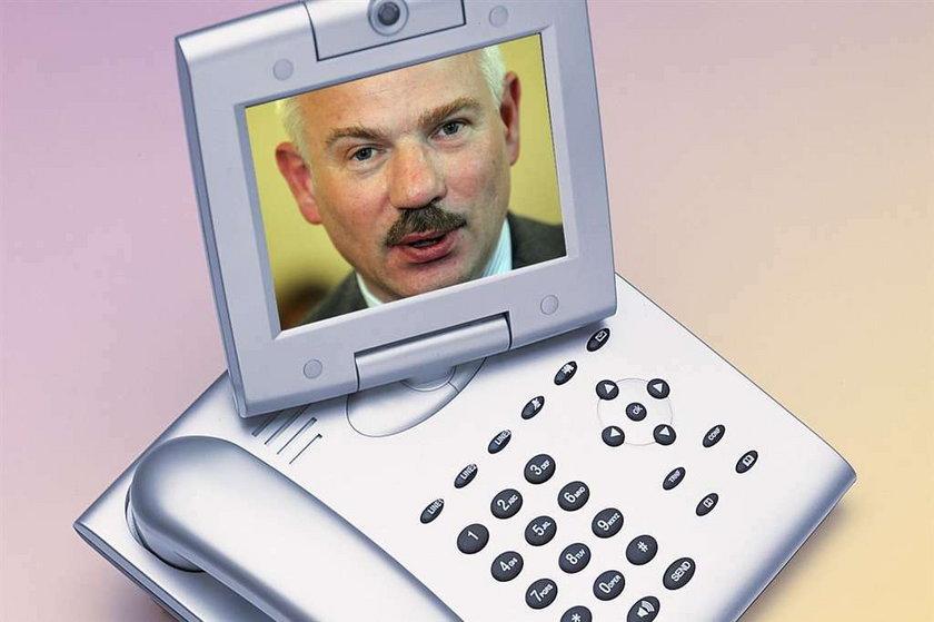 Marszałek trwoni 3 mln zł na wideotelefony