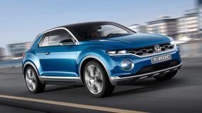 IAA Frankfurt 2017: Volkswagen T-Roc dołączy do oferty