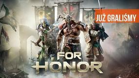 For Honor - pierwsze wrażenia. Wymachujemy kataną w nadchodzącej grze Ubisoftu