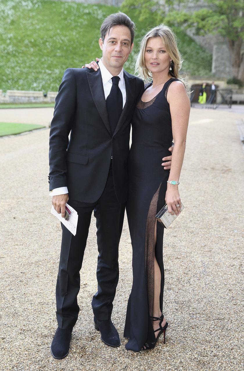 Kate Moss i Jamie Hince