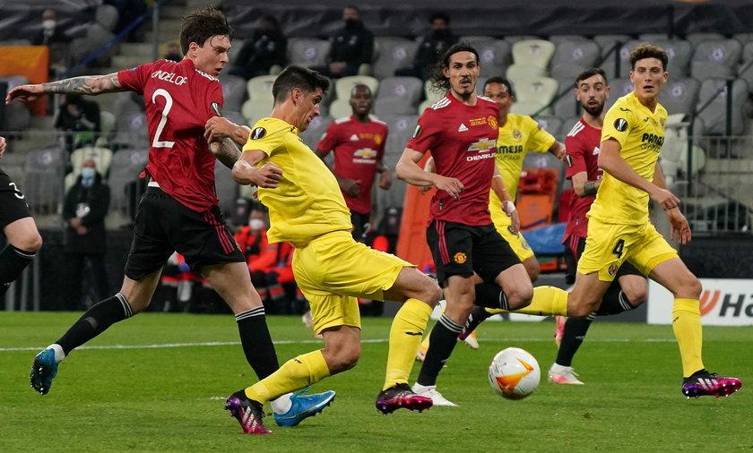 Europa League Final - Villarreal v Manchester United