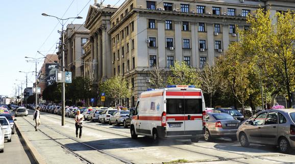 Alternativni putevi vozila Hitne pomoći