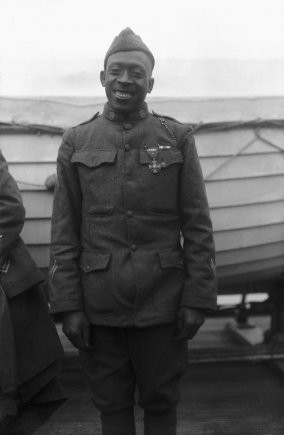 Henry Johnson (fot. US Army)