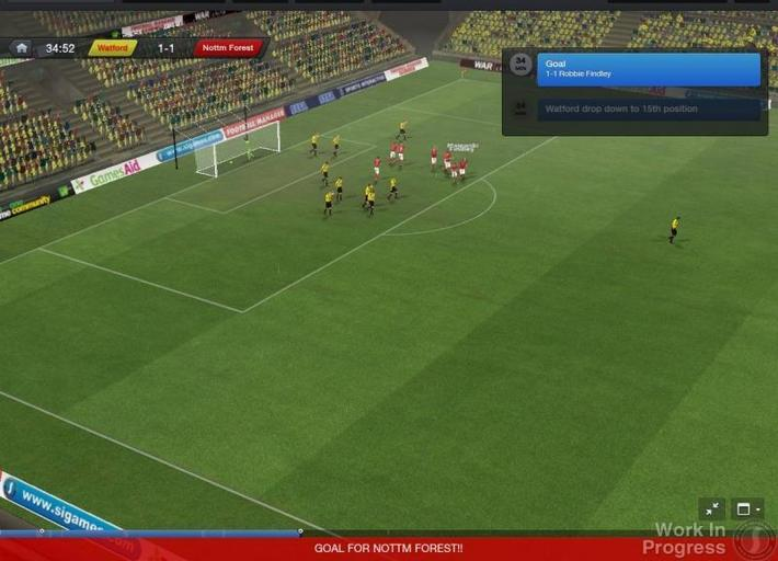 Football Manager 2013 Watford v Nottm Forest_ Full-2