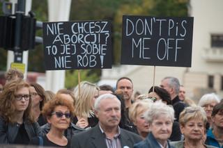 Posłanki PO: Żądamy odrzucenia 'barbarzyńskiego' projektu ws. zakazu aborcji