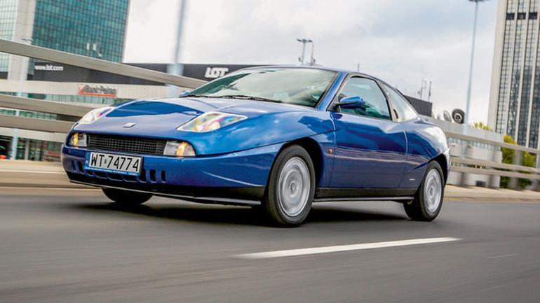 Fiat Coupé 2.0 16V - nadzwyczaj stylowy Włoch