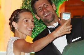 Ovako su Jelena i Novak slavili TRIJUMF, a tu su i njihovi POBEDNIČKI STAJLINZI!