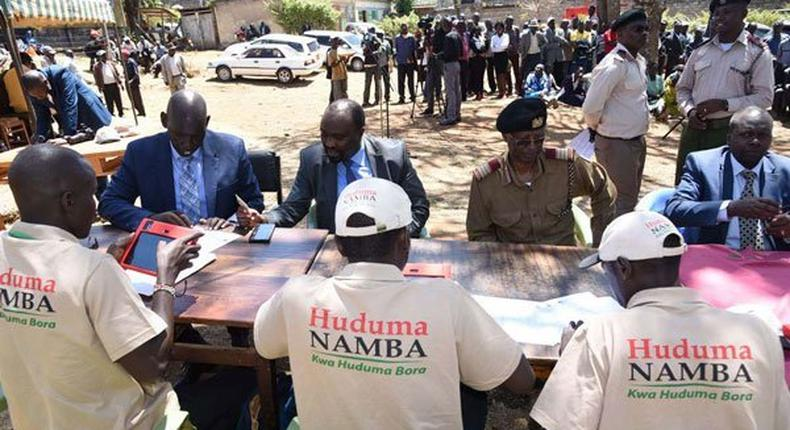 Gov't reopens Huduma Namba registration