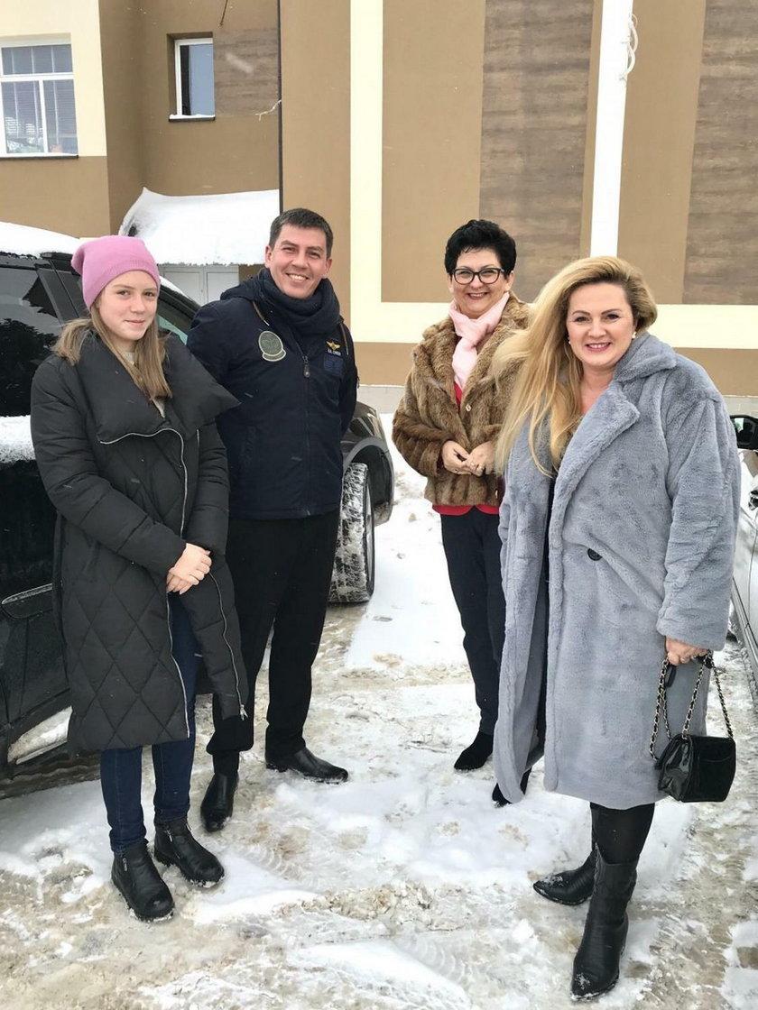 Rodzina repatriantów wróciła do Polski!