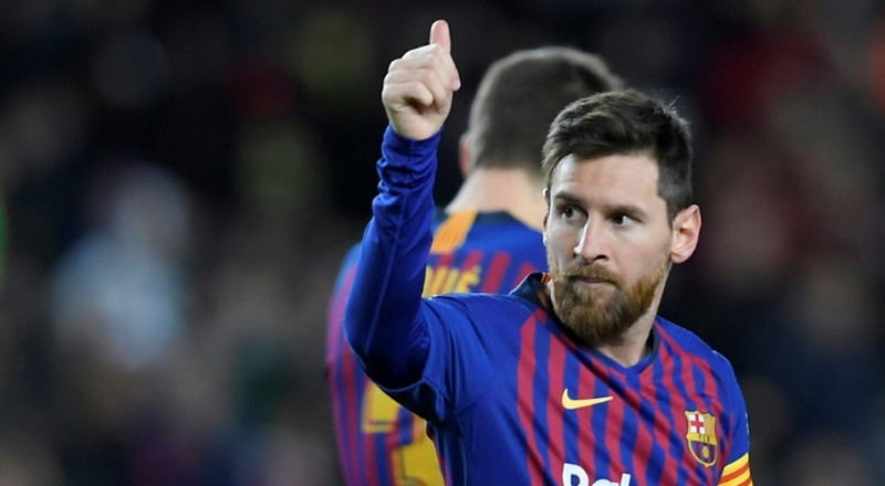 Lionel Messi tops Cristiano Ronaldo in a new list of top 10 highest-paid footballers
