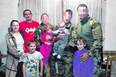 NIS02 Vukici sa pripadnicima Protivteroristickog bataljona Vojske Srbije Sokolovi foto Privatna arhiva