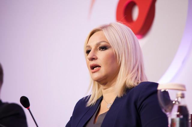 Zorana Mihajlović, prva potpredsednica Vlade i ministar građevinarstva