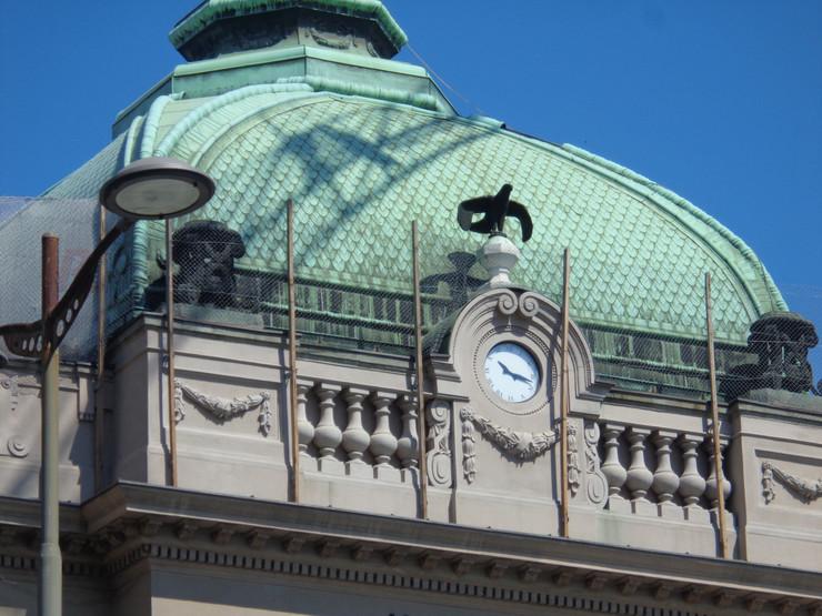 Sat kod Narodnog muzeja