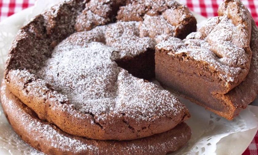Ciasto z dwóch składników