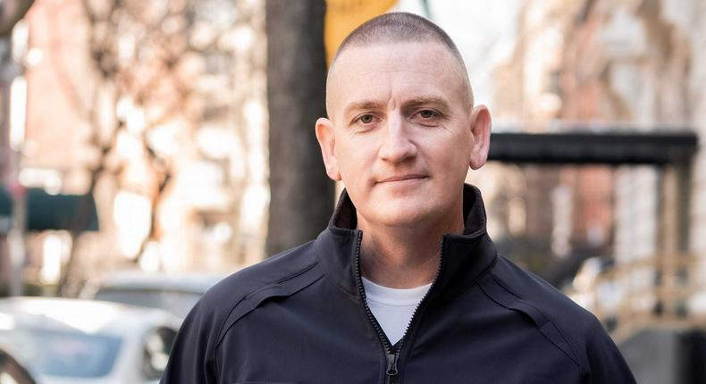 Paul Grattan is an NYPD officer and 9/11 first responder.