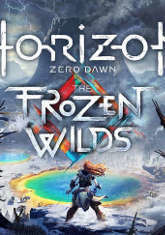 Okładka: Horizon: Zero Dawn, Horizon Zero Dawn: The Frozen Wild